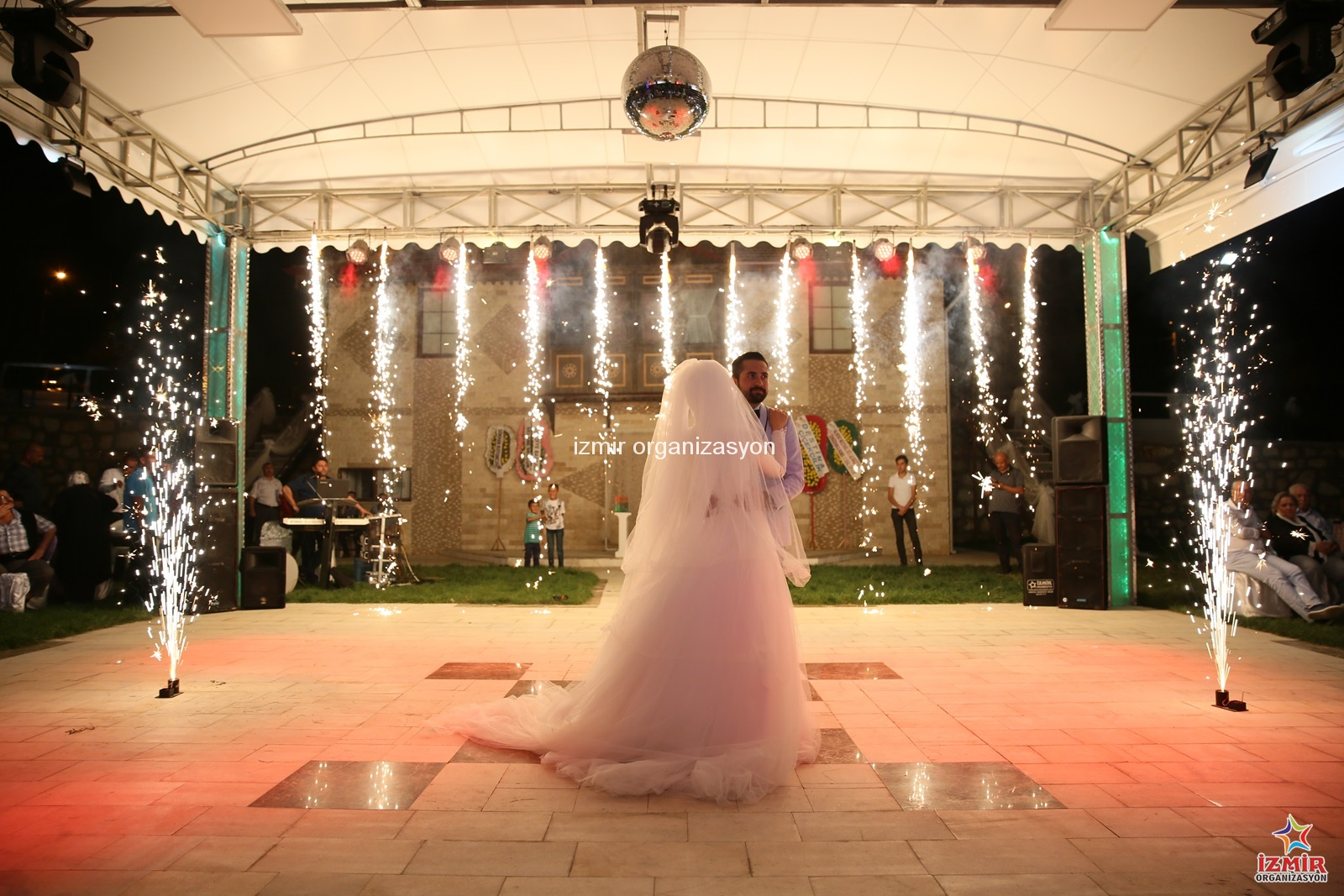 Düğün Organizasyonu Fotoğraf Çekimi İzmir