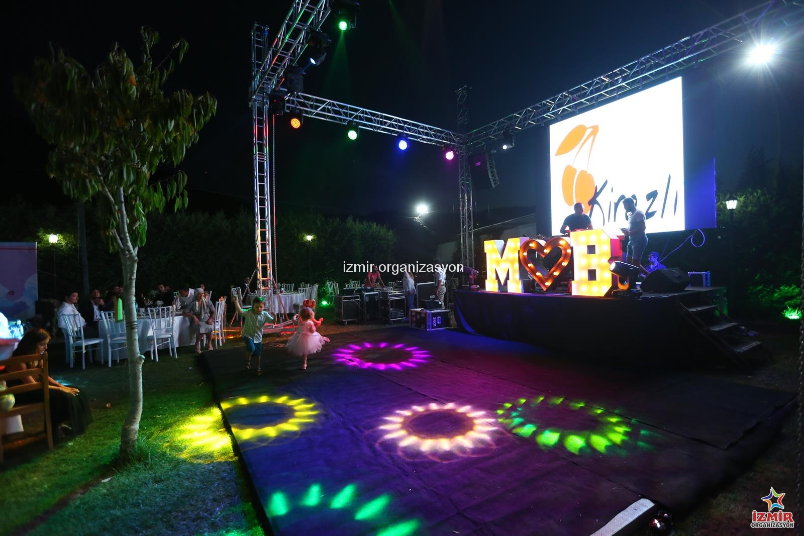 Düğün Organizasyonu Profesyonel Ses Sistemi Temini
