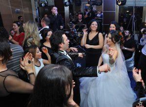Salonda Düğün Organizasyonu