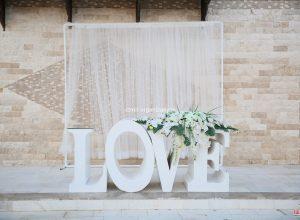 Düğün Organizasyonu Tül Süsleme İzmir