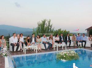 İzmir Havuz Başında Düğün Organizasyonu