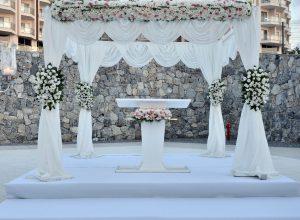 Nikah Masası Kiralama İzmir