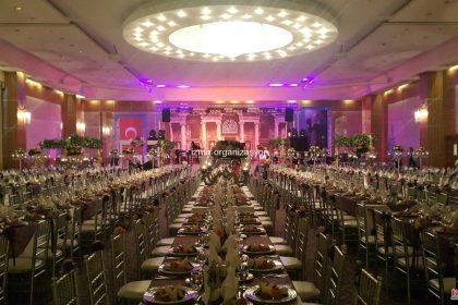 Otelde Düğün Organizasyonu
