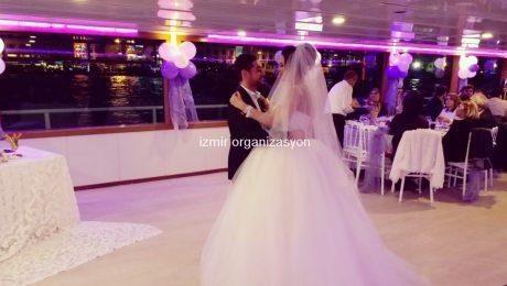 Teknede Düğün Organizasyonu İzmir Organizasyon