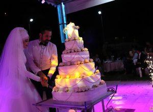 Maket Pasta Düğün Pastası Temini İzmir Organizasyon
