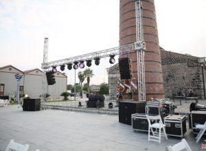 Düğün Organizasyonu Ses ve Işık Sistemi Kiralama