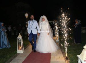 Salon Düğün Organizasyonu Yer Volkanları Kiralama İzmir