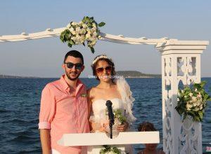 Nikah Masası Kiralama ve Çiçek Süsleme İzmir