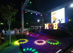 Düğün Organizasyonu Led Ekran Kiralama