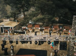 İzmir'de Düğün Organizasyonu Ses Sistemi Kiralama