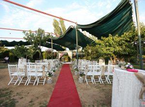 Nikah Alanı Düzenleme ve Sandalye Kiralama İzmir