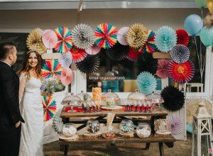 Düğün Organizasyonu Catering Hizmeti İzmir