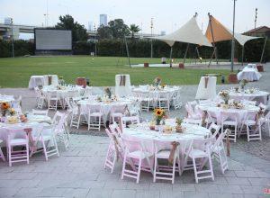 İzmir Düğün Organizasyonu Masa Kiralama ve Süsleme