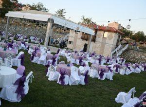 Düğün Organizasyonu Sandalye Giydirme İzmir