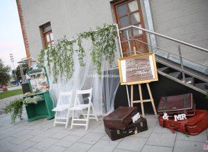 Rustik Temalı Düğün Organizasyonu İzmir
