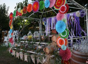 Düğün Organizasyonu Catering Ekipmanları Kiralama ve Servis Elemanı Temini