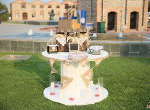 Ahşap Mobilyalar Kiralama ve Düğün Mekanı Süsleme İzmir Organizasyon
