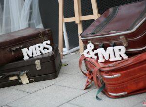 Vintage Konseptli Düğün Organizasyonu Eski Tip Bavul Kiralama İzmir
