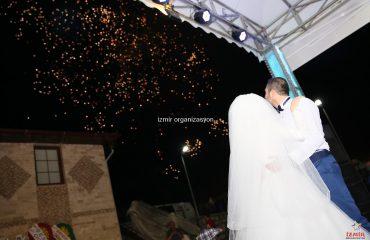Düğün Organizasyonu Havai Fişek Gösterisi