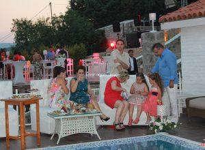 Evde Düğün Organizasyonu Masa Kiralama