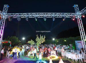 Kır Düğünü Organizasyonu Işık Sistemi Kiralama