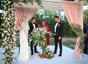 Nikah Organizasyonu Nikah Alanı Süsleme İzmir