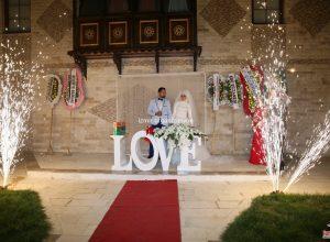 Nikah Alanı Dekorasyon Fikirleri Beyaz Nikah Masası Kiralama