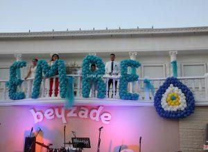 İzmir Sünnet Organizasyonu Balon Süsleme