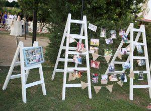 İzmir Düğün Organizasyonu Hazırlıkları Fotoğraf Köşesi Kiralama