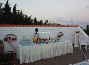 Catering Ekipmanları ve Servis Elemanı Temini Düğün Organizasyonu