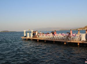 Sahilde Düğün Organizasyonu