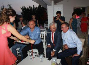 İzmir Catering Ekipmanları Kiralama Nişan Organizasyonu