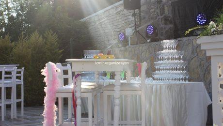 Masa ve Sandalye Kiralama Nişan Organizasyonu