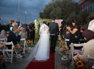 Havagazı Fabrikası Romantik Düğün Organizasyonu İzmir Organizasyon