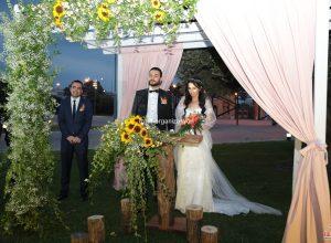 Gazebo Çiçek Süsleme İzmir Organizasyon
