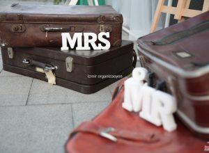 Vintage Düğün Organizasyonu Dekorları İzmir Organizasyon