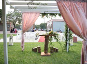 Çiçek Tül ve Kumaş Süsleme İzmir Organizasyon