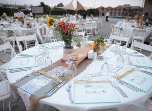 Rustik Düğün Organizasyonu Masa Süsleme İzmir Organizasyon
