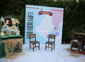 Eski Tip Bavullar ve Dekoratif Mobilyalar ile Süsleme İzmir