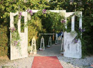 Rustik Düğün Organizasyonu