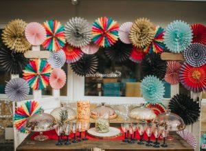 Özel Konsept Düğün Organizasyonu Sweet Table Süsleme İzmir Organizasyon