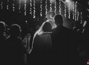 Düğün Organizasyonu Işık Şelalesi Süsleme İzmir Organizasyon