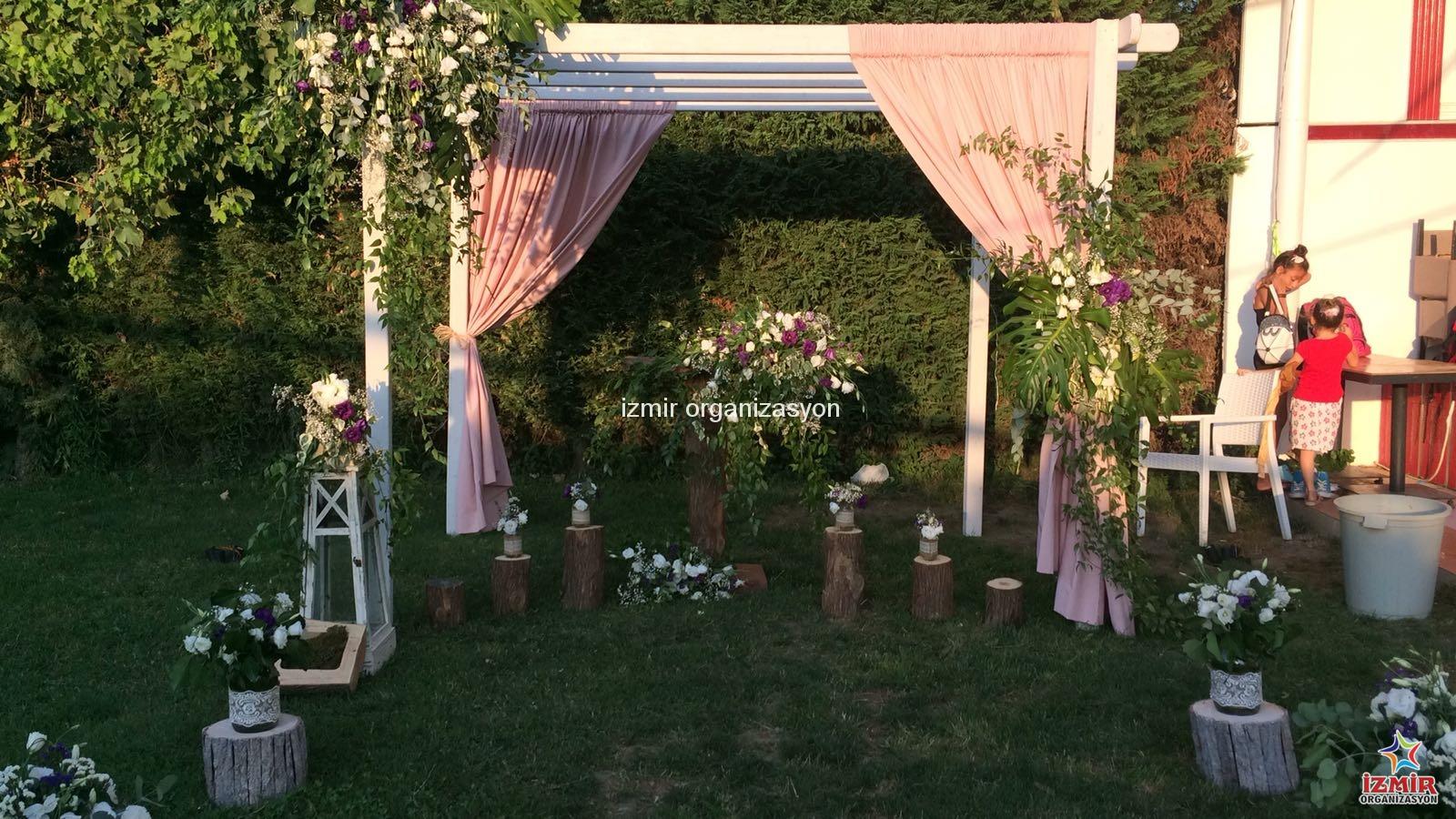 Kemalpaşa Düğün Organizasyonu İzmir Organizasyon
