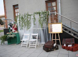 Rustik Düğün Konsepti