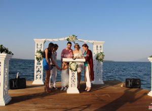 İzmir İskelede Düğün Organizasyonu