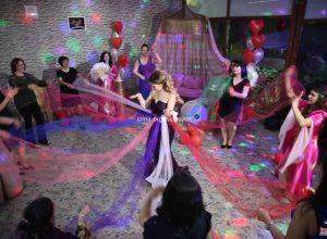 Tef ve Shakira Kemeri Kiralama Kına Organizasyonu