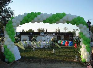 Balon Kapı Takı Süsleme İzmir Sünnet Organizasyonu
