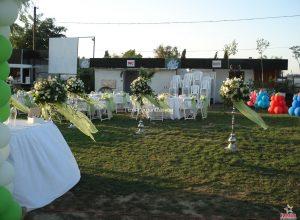 Sünnet Düğünü Organizasyonu Masa ve Sandalye Kiralama İzmir