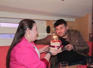 İzmir Körfezde Yetişkin Doğum Günü Organizasyonu
