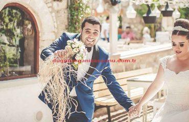 Alaçatı da Düğün Organizasyonu Mekanları İzmir Organizasyon
